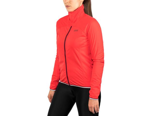 GORE WEAR C3 Gore Windstopper Jacket Women hibiscus pink